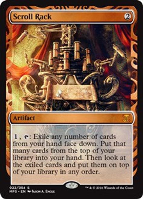 MtG Masterpiece Scroll Rack #22 [Kaladesh Invention]