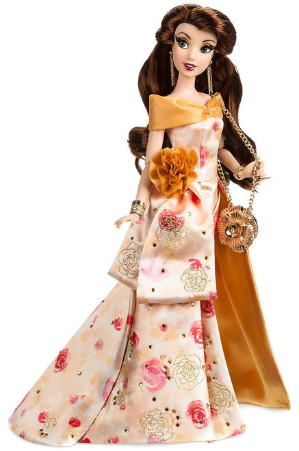 Disney Beauty and the Beast Designer Collection Premiere Series Belle Exclusive Doll