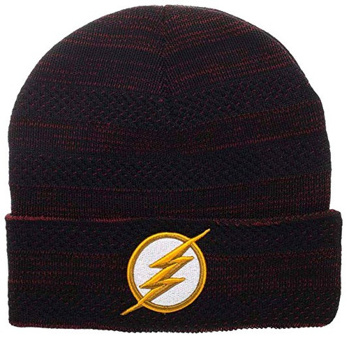 DC The Flash Fastest Man Alive Beanie
