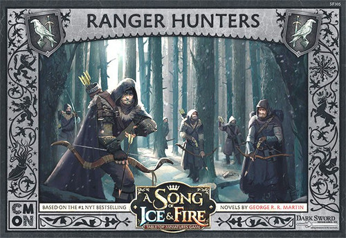 A Song of Ice & Fire Ranger Hunters Unit Box Tabletop Miniatures Game