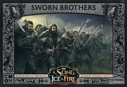 A Song of Ice & Fire Sworn Brothers Unit Box Tabletop Miniatures Game