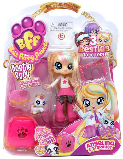 BFF Best Furry Friends Bestie Pack Angelina & Stardust Figure