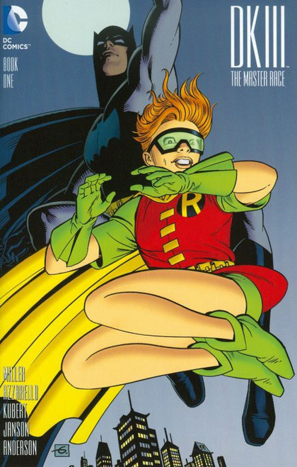 DC Batman: Dark Knight III #1 The Master Race Comic Book [Dave Gibbons Variant Cover]