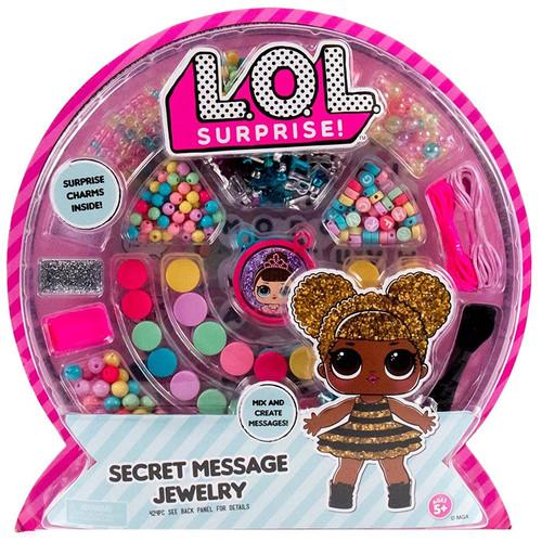 LOL Surprise Secret Message Jewelry Kit [Damaged Package]