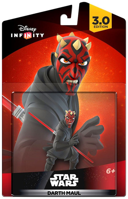 Disney Infinity Star Wars 3.0 Originals Darth Maul Game Figure [Damaged Package]