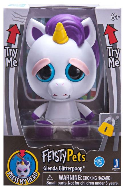 Feisty Pets Glenda Glitterpoop 4-Inch Figure