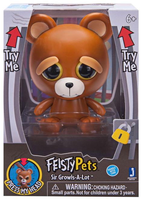 Feisty Pets Sir Growls-A-Lot 4-Inch Figure