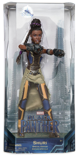 Disney Marvel Black Panther Shuri Exclusive 11-Inch Doll [Special Edition]