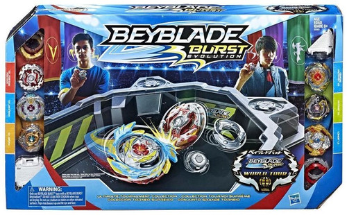 Beyblade Burst Ultimate Tournament Collection Exclusive Playset [Damaged Package]