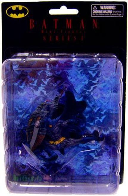 Batman Series 1 Batman Mini Figure [Damaged Package]