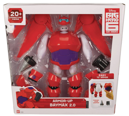 Disney Big Hero 6: The Series Armor-Up Baymax 2.0 Action Figure