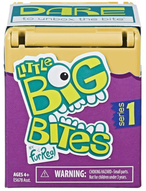 FurReal Little Big Bites Series 1 Mystery Pack [Wave 1, Yellow]
