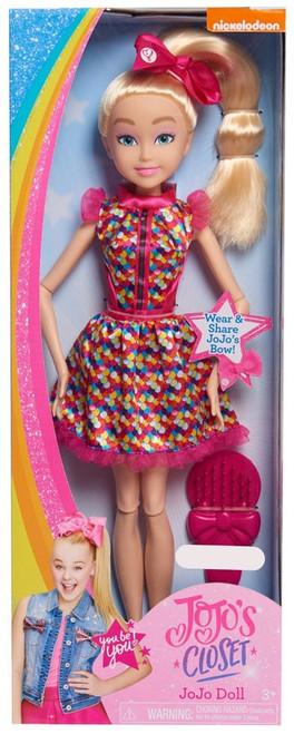 Nickelodeon JoJo's Closet JoJo Siwa Exclusive Doll [Damaged Package]
