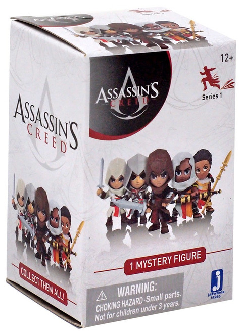 Assassin's Creed Mini Figure Mystery Pack
