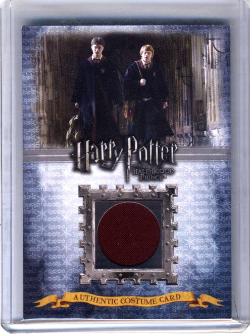 Harry Potter and the Half-Blood Prince Gryffindor Students Authentic Costume Card Cil [421/430]