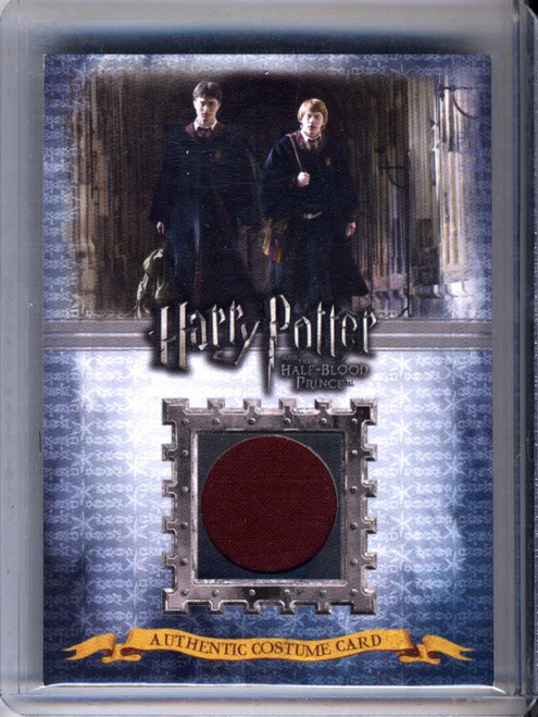 Harry Potter and the Half-Blood Prince Gryffindor Students Authentic Costume Card Cil [425/430]