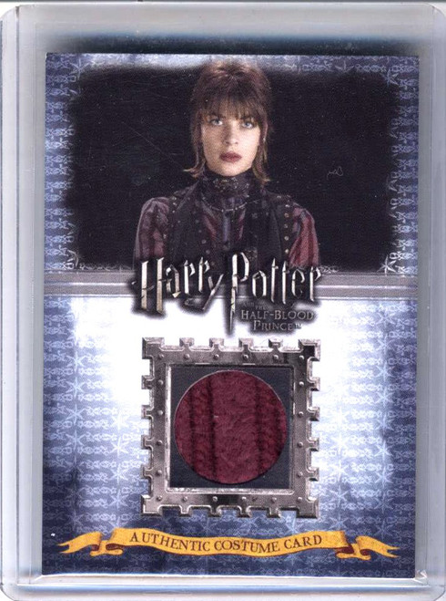 Harry Potter and the Half-Blood Prince Natalia Tena as Nymphadora Tonks Authentic Prop Card C14 [245/400]