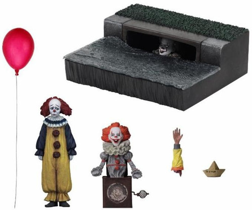 NECA IT Movie (2017) IT 7-Inch Accessory Set