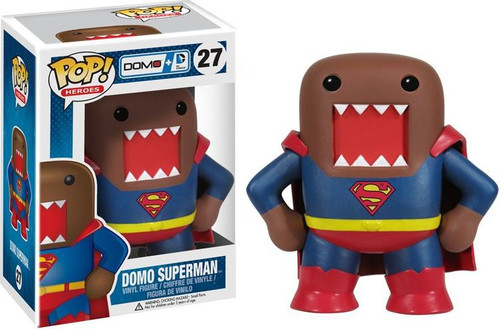 Funko POP! Heroes Domo Superman Vinyl Figure #27 [Damaged Package]