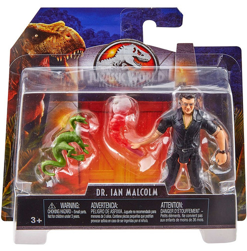 Jurassic World Legacy Collection Dr. Ian Malcolm Action Figure [Jeff Goldblum]