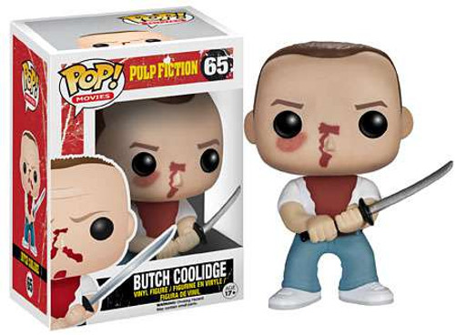 Funko Pulp Fiction POP! Movies Butch Coolidge Vinyl Figure #65 [Damaged Package]