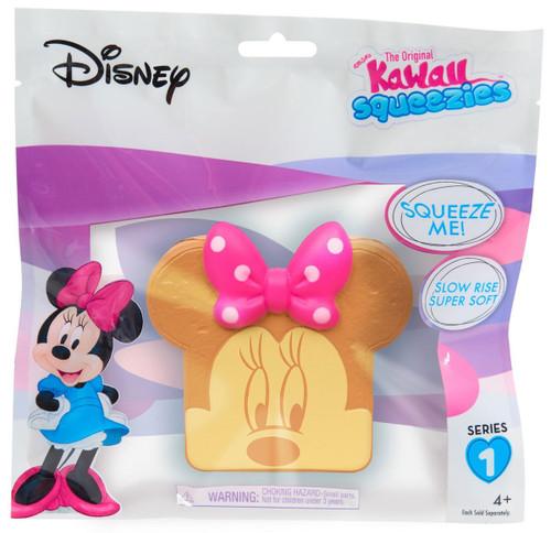 Disney The Original Kawaii Squeezies Series 1 Minnie Toast Squeeze Toy