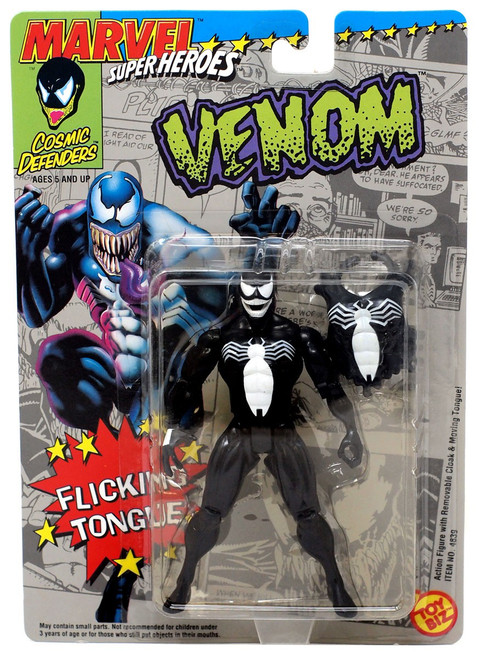 Marvel Super Heroes - Cosmic Defenders Venom Action Figure [Flicking Tongue]