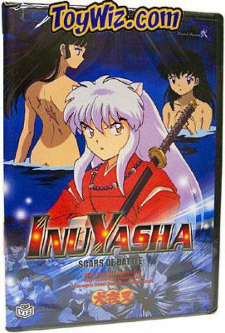 InuYasha Scars of Battle DVD [Volume 10]