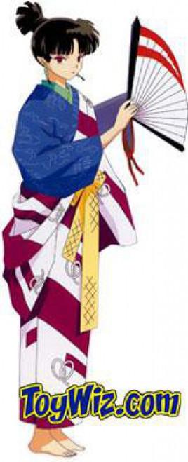 InuYasha Series 5 Kagura with Magical Fan Action Figure