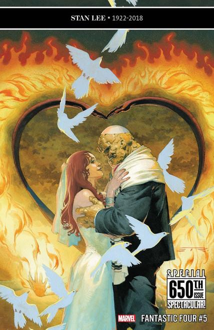 Marvel Comics Fantastic Four #5 Comic Book
