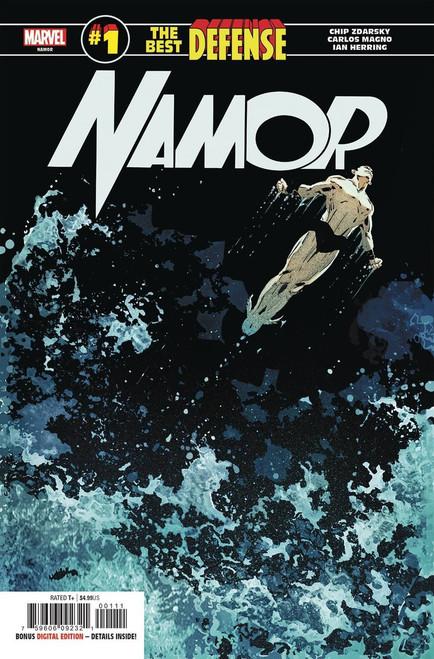Marvel Comics Defenders: The Best Defense #1 Namor Comic Book