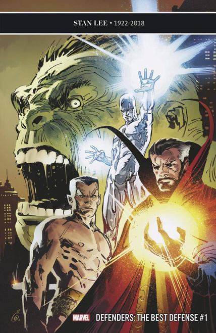 Marvel Comics Defenders : The Best Defense #1 Comic Book