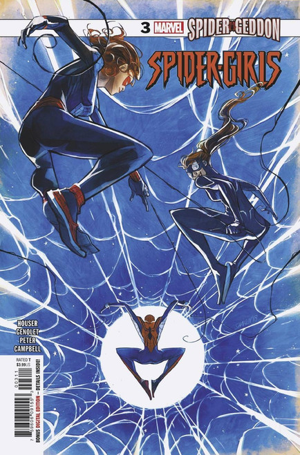 Marvel Comics Spider-Girls #3 of 3 Comic Book