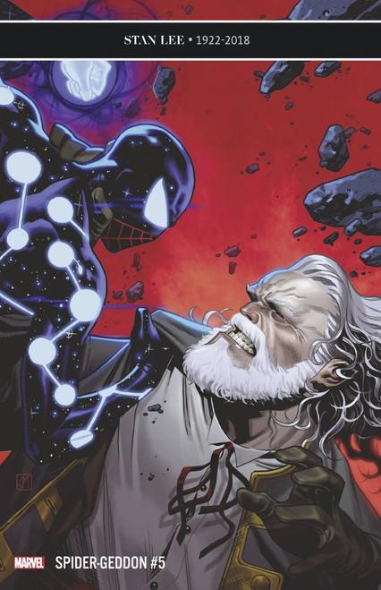 Marvel Comics Spider-Geddon #5 Comic Book