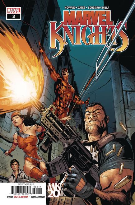 Marvel Comics Marvel Knights #3 of 6 Comic Book