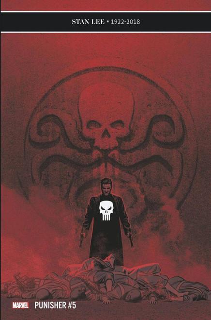 Marvel Comics The Punisher #5 Comic Book