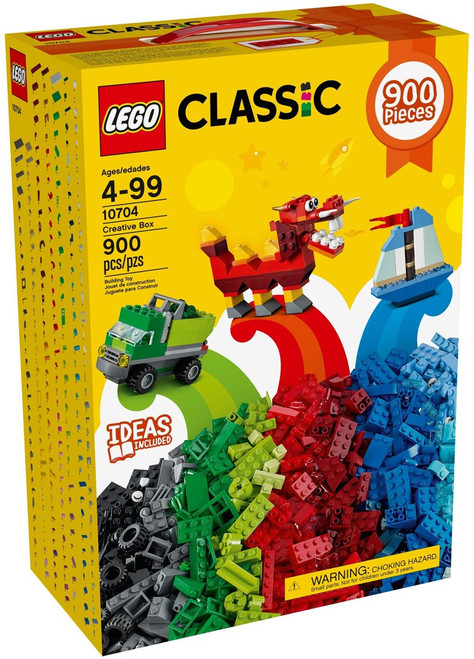 LEGO Classic Creative Box Set #10704