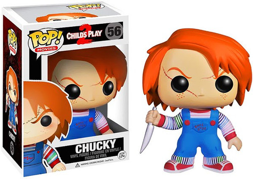 Funko Child's Play 2 POP! Movies Chucky Vinyl Figure #56 [Damaged Package]