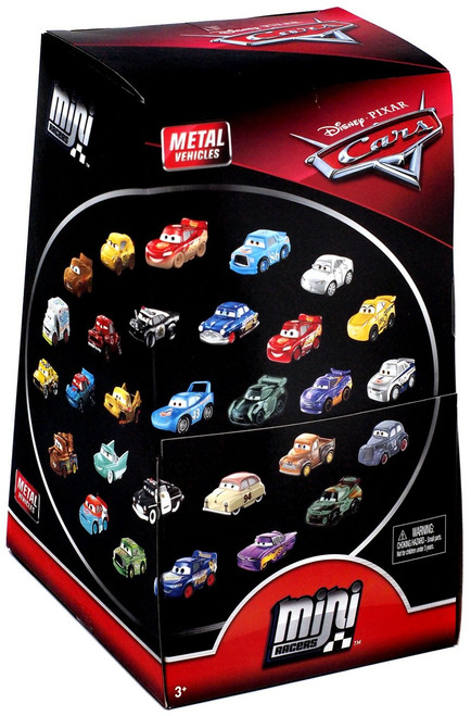 Disney Cars 3 Die Cast Mini Racers Series 2 Mystery Box [36 Packs]