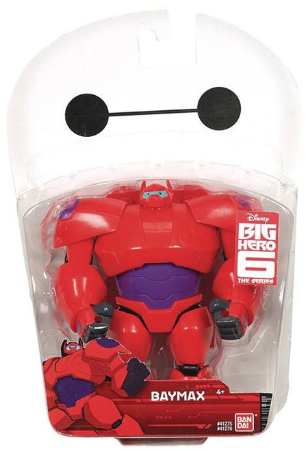 Disney Big Hero 6: The Series Armored Baymax Action Figure