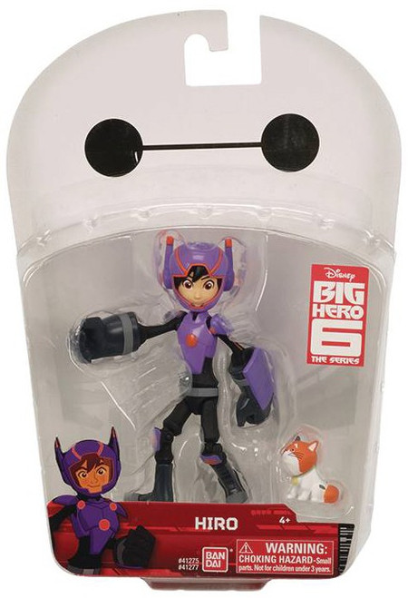 Disney Big Hero 6: The Series Hiro Action Figure