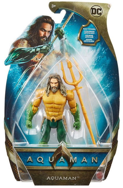 DC Aquaman Movie Basic Aquaman Action Figure