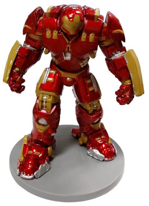 Disney Marvel Avengers Age of Ultron Hulkbuster PVC Figure [Loose]