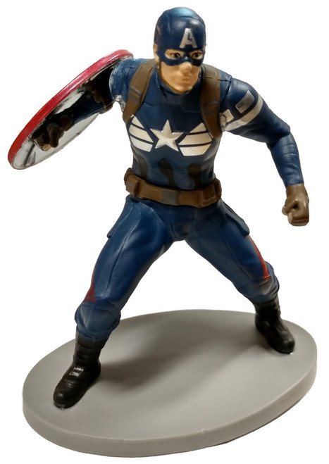 Disney Marvel Captain America PVC Figure [Loose]