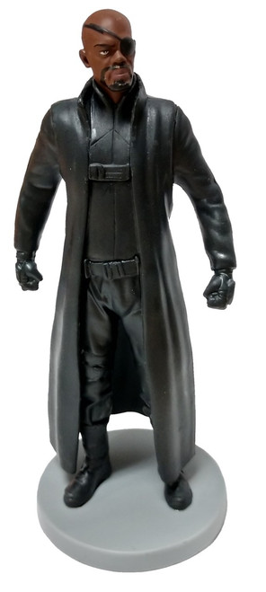 Disney Marvel Nick Fury PVC Figure [Loose]