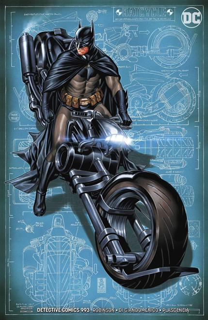 DC Detective Comics #993 Comic Book [Brooks Variant Cover]