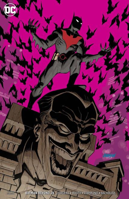 DC Batman Beyond #26 Comic Book [Johnson Variant Cover]