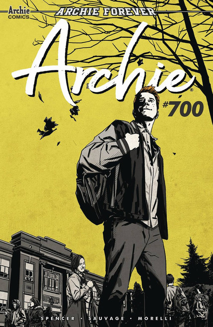 Archie Comic Publications Archie #700 Comic Book [Dow Smith Variant Cover]