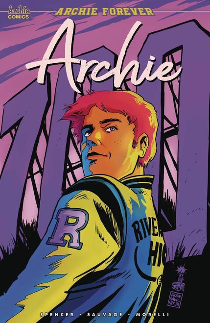 Archie Comic Publications Archie #700 Comic Book [Francavilla Variant Cover]