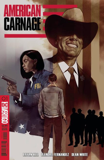 DC American Carnage #1 Comic Book